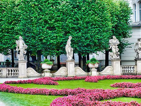 Robert Meyers-Lussier - Mirabell Gardens Study 6