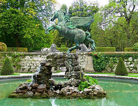 Robert Meyers-Lussier - Mirabell Gardens Study 8
