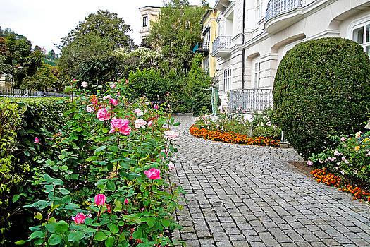 Robert Meyers-Lussier - Mirabell Gardens Study 9