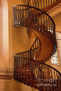 Bob Phillips - Miraculous Staircase
