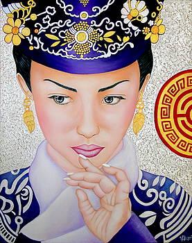 Mirada De China by Carmen Junyent
