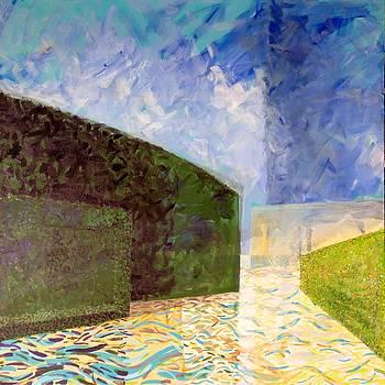Oasis by Vaughan Davies