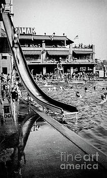 Miramar Pool  by Cole Thompson
