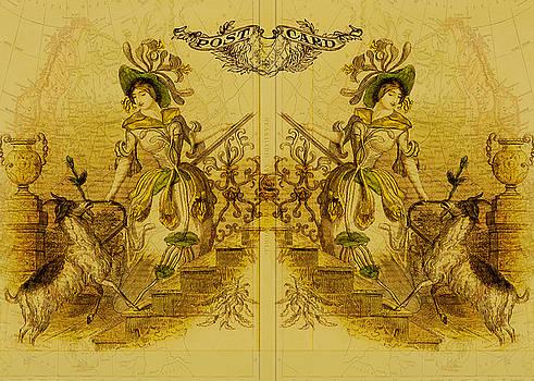 Mirror Image by Sarah Vernon