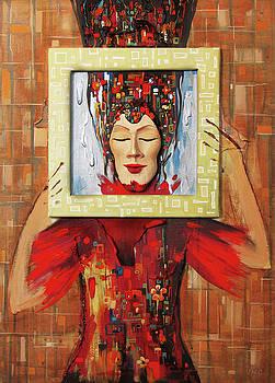Mirror by Ioana Harjoghe Ciubucciu