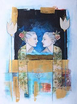 Mirror by Johanna Virtanen