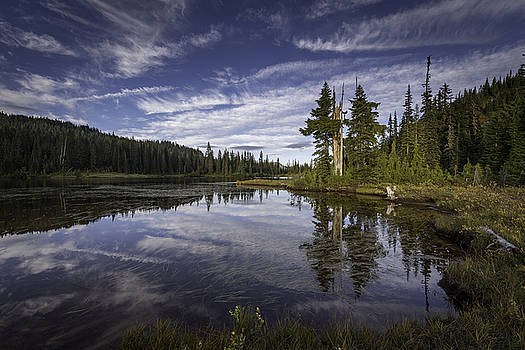 Mirror Lake by Michael Donahue