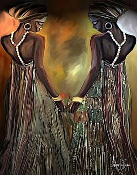 Mirror Mirror by Laura Fatta