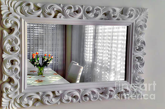 Mirror Mirror on the Wall by Selim Aydin