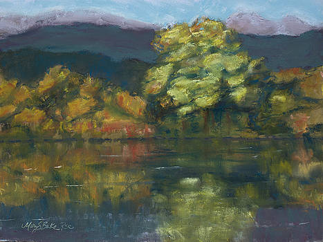 Mary Benke - Mirror of Autumn