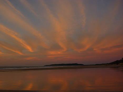 Mirror On The Sand by Meika Quinn