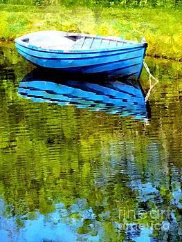 Mirror Pond 2 by Helene Guertin
