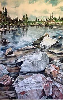 Mirror Pond by Lance Wurst