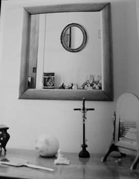 Mirror room by Danielle Bedard