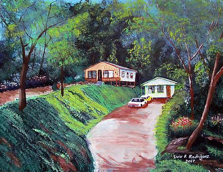 Los Vecinos by Luis F Rodriguez