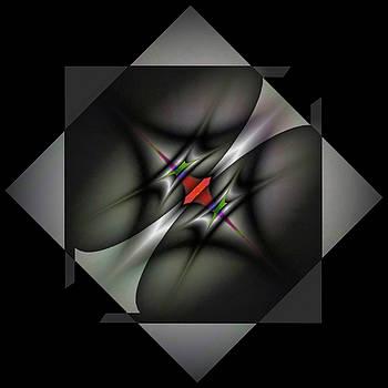 Mike Breau - Misaligned Energy Matrix-Left