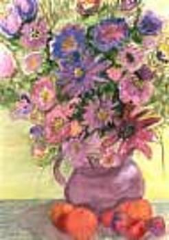 Miss Cole s Flowers by Elizabeth A Gawronski