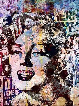 Miss Marilyn by Angela Holmes