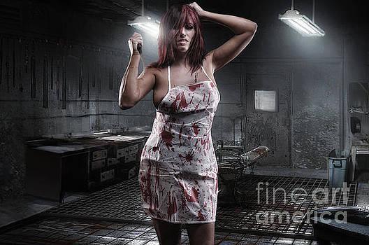 Yhun Suarez - Miss Mutilator