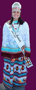 Miss Seminole 2016 by Audrey Robillard