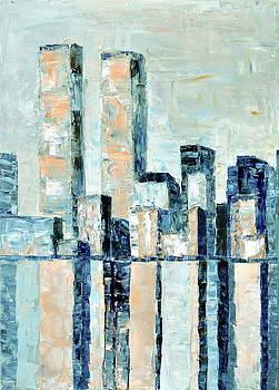 Missing New York by Beata Belanszky-Demko