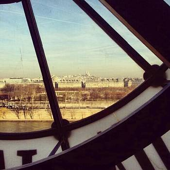 Missing Paris This Morning. Nous Serons by Drew Hutto
