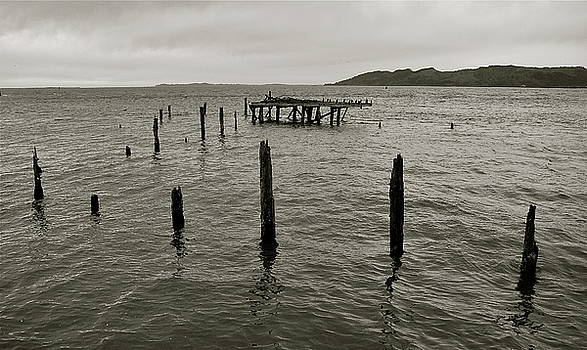 Missing Pier by Mark Lemon