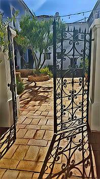 Karyn Robinson - Mission Courtyard