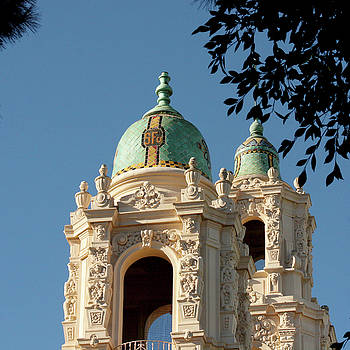 Art Block Collections - Mission Delores Basilica