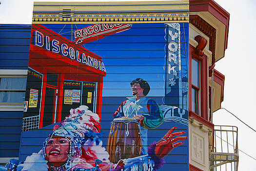 @Mission District SF by Jim McCullaugh