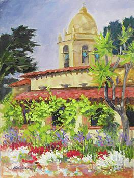Mission Flowers by Rhett Regina Owings