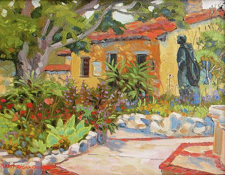 Mission Garden by Rhett Regina Owings