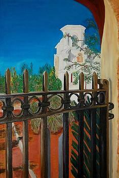 Mission Gate by Charla Van Vlack