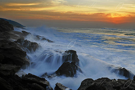 Mission Rocks KZN by Karl Horngren