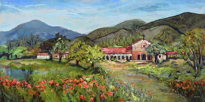Mission San Antonio de Padua by Jen Norton