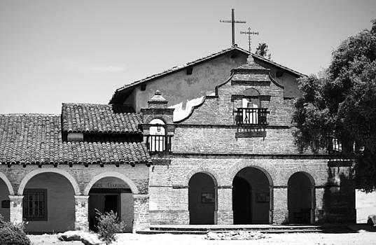 Mission San Antonio de Padua No1 by Mic DBernardo