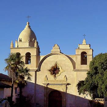 Art Block Collections - Mission San Carlos Borromeo
