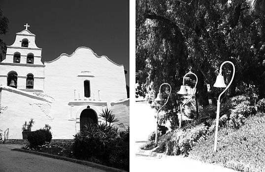 Mission San Diego de Alcala No1 by Mic DBernardo