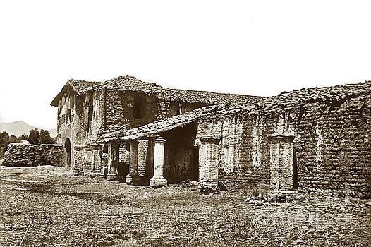 California Views Mr Pat Hathaway Archives - Mission San Fernando Rey, Established Sept 8, 1797, Cal.