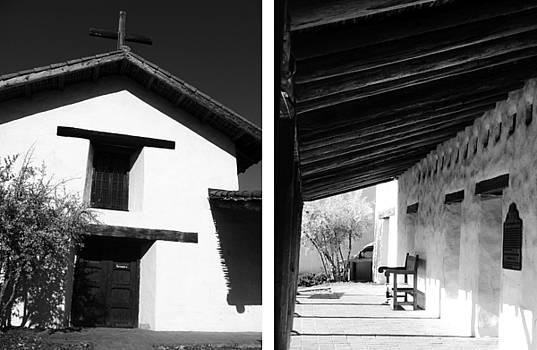 Mission San Francisco Solano No1 by Mic DBernardo