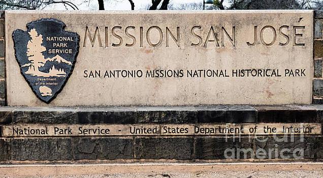 Mission San Jose by Wayne Moran