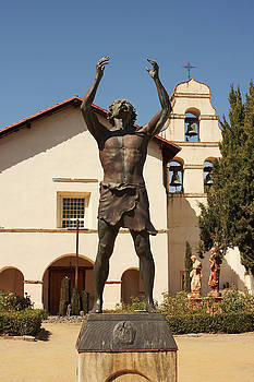 Art Block Collections - Mission San Juan Bautista