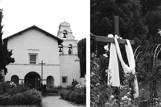 Mission San Juan Bautista No1 by Mic DBernardo