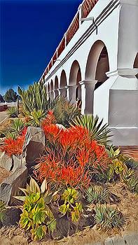 Karyn Robinson - Mission San Luis Rey Garden