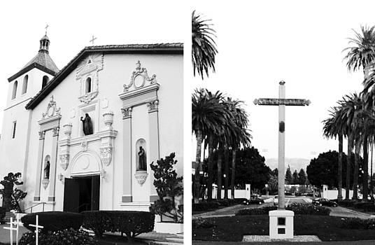 Mission Santa Clara de Asis No1 by Mic DBernardo