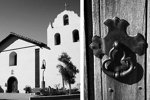 Mission Santa Ines No1 by Mic DBernardo