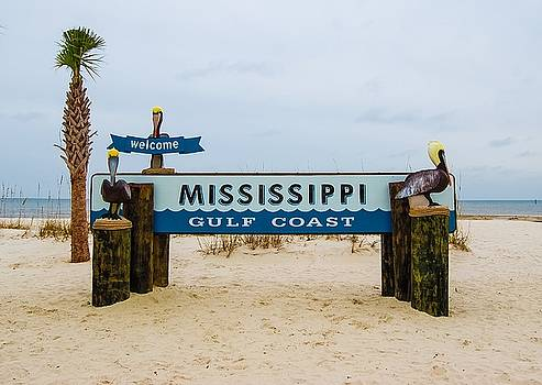 Mississippi Gulf Coast by Rachel E Moniz