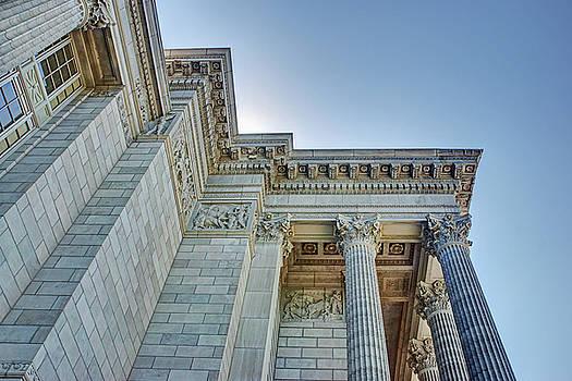 Nikolyn McDonald - Missouri Capitol - Exterior Detail
