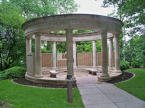 Missouri Law Enforcement Memorial by Julie Grace