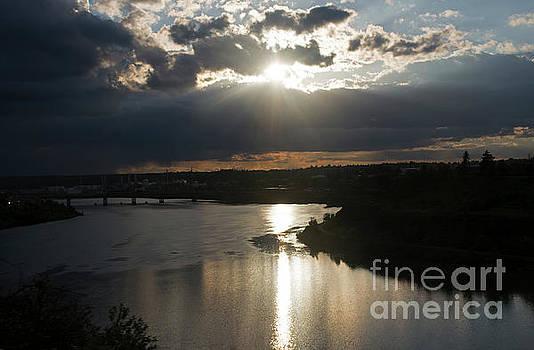 Cindy Murphy - NightVisions - Missouri River Great Falls MT